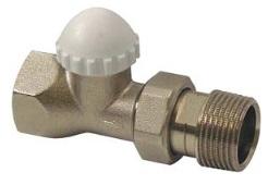 Клапан 2-ходовой малый, DIN, DN15, KV 0.25...1.9 VD115CLC