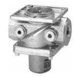 Клапан газовый VGG10.254P
