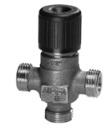 Клапан регулирующий OEM, 3-х ходовой, KVS 6.3, DN 25, шток 5.5 VXP459.25-6.3