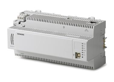 PXC100-E.D Контроллер, до 200 точек данных, BACnet/IP