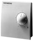 QAX31.1 Комнатный модуль с датчиком и задатчиком уставки; интерфейс PPS2