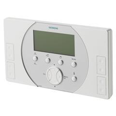 QAX903-9 Центральный квартирный модуль для управления системами ОВК и сбора данных о потреблении, без печатных инструкций; 23 доступных языков меню