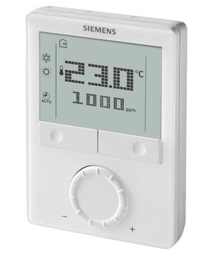 RDG405KN Комнатный термостат для VAV-систем , с KNX Siemens