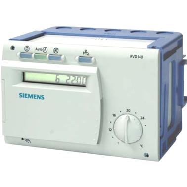 RVD125/109-C Контроллер центрального теплоснабжения Siemens