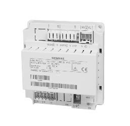 RVS21.826/109 Модульный контроллер тепловых насосов Siemens