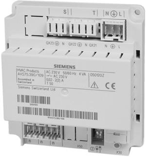 RVS46.530/101 Тепловой контроллер Siemens