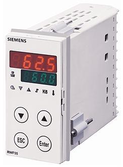 RWF55.51A9 Универсальный контроллер для котлов и горелок Siemens