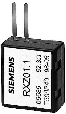 RXZ02.1 Терминатор шины 105 Ohm для шины LonWorks