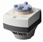 SAL81.00T10 Привод клапана электромоторный 10НМ, 90°, AC/DC 24 В, 3-ТОЧЕЧН., -10..120 °C