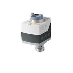 SAS61.03 Привод клапана 400Н, шток 5.5мм, 24В