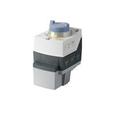 SAS61.33 Привод клапана 400Н, шток 5.5мм, 24В