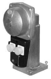 SKP25.001E1 Привод для газового клапана