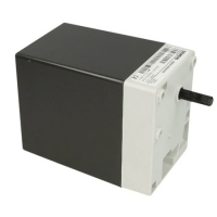 SQN30.121A3500 Привод заслонки Siemens