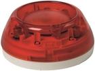 Светозвуковой оповещатель тревоги, красный FDS229-R