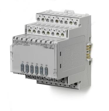 TXM1.6R-M Модуль 6 релейных выходов с локальным управлением