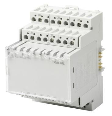 TXM1.6RL Модуль с 6 релейными выходами, бистабильные выходы