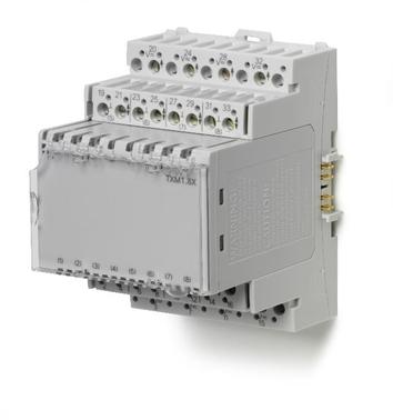 TXM1.8X Модуль 8 универсальных входов/выходов, 4-20mA,