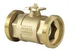 VAG60.40-68 Клапан шаровой 2-ходовой, внешняя резьба