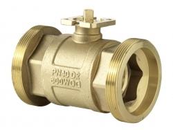 VAG60.50-96 Клапан шаровой 2-ходовой, внешняя резьба