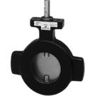 """VKF41.150C Клапан """"баттерфляй"""" , 2-х ходовой, Kvs 2100, Dn 150 Siemens"""
