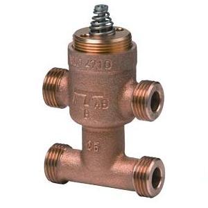 VMP47.10-0.4S Регулирующий клапан , 3-х ходовой, Kvs 0.4, Dn 10, шток 2.5 Siemens